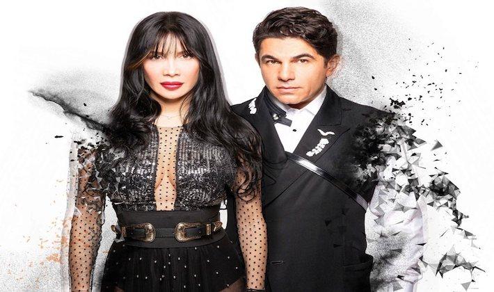 Η Πάολα και ο Νίκος Κουρκούλης στο TEATRO από 13 Μαρτίου!